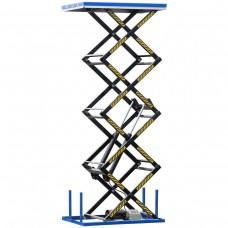 Подъемная платформа грузовая HFP0842