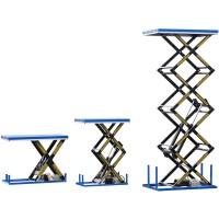 Гидравлические подъемные платформы